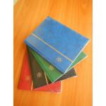 Альбом для марок LS2/8  -  8 листов