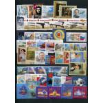 Годовой комплект марок, блоков, МЛ и ЛУФ 2009 года