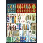 Годовой комплект марок и блоков, малых листов и ЛУФ  2014 года