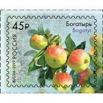 Флора России. Продолжение серии. Сорта яблони