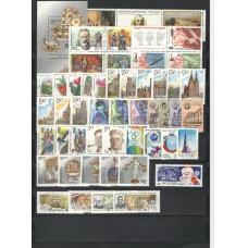 Годовой комплект марок и блоков 1994 года
