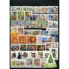 Годовой комплект марок, блоков и МЛ 2004 года