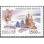 Регионы России.