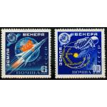 Полет АМС Венера-1.
