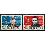 Герои Великой Отечественной войны. Вилков Н.А., Смирнов Ю.В.